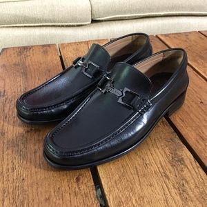 Bruno Magli Bigolo Italian Dress Loafer 8.5